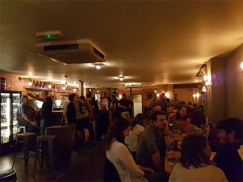 House of Hammerton Pub London